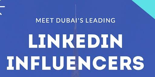 Linkedin Dubai Influencers Event