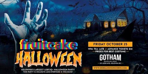 FruitCake: Halloween
