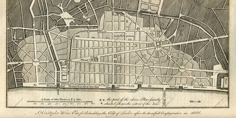 The long after-life of Wren's shortlived London plan of 1666 tickets