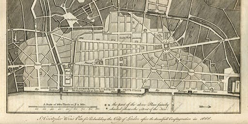 The long after-life of Wren's shortlived London plan of 1666