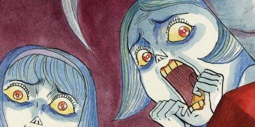 The Dark Arts: How to Draw Horror Manga Masterclass
