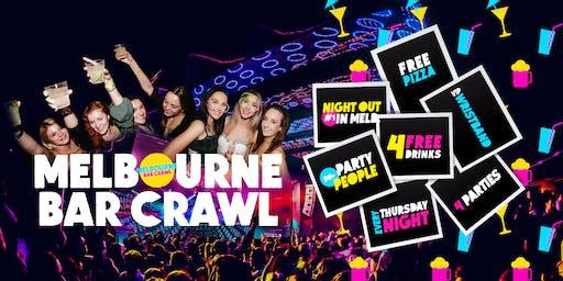 Melbourne Bar Crawl [Thursday Night]