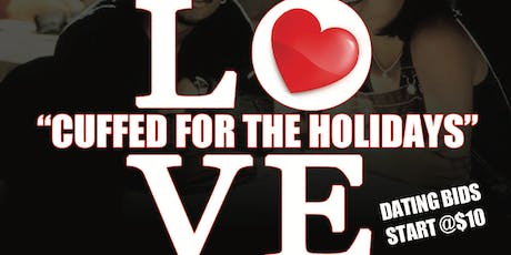 Cuffed for the Holidays Auction tickets