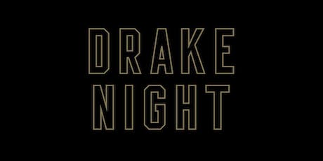 Drake Night Celebration October 24th at Katra Lounge NYC Virgina Black Whiskey Giveaway Afterwork and 25% off happy hour Octobers Very Own tickets