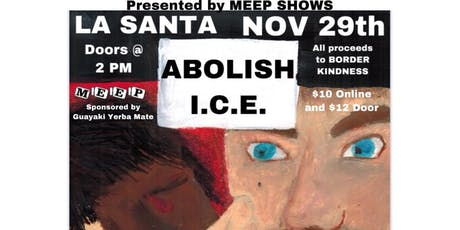 Abolish Ice Fest tickets