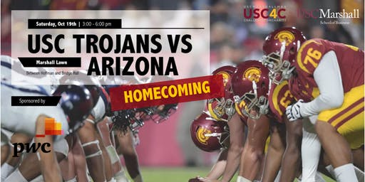 C4C Homecoming Tailgate, USC v Arizona