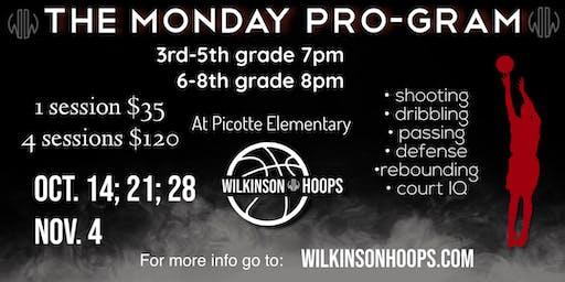 Monday Pro-Gram