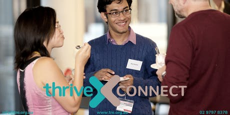 Thrive Connect: The Art of Sales for a Small Business (Melbourne) tickets