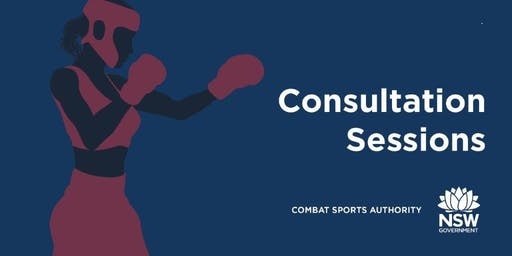 Consultation Sessions - NSW Combat Sports Authority
