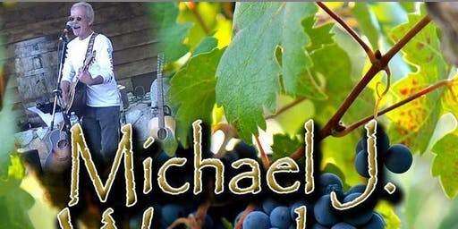 Michael Wooden at Cedar View Winery