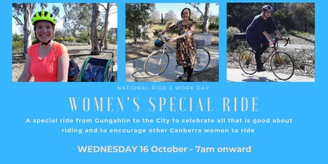 National Ride 2 Work Day - Special Women's Ride tickets