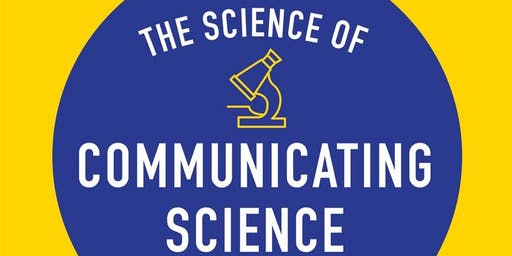 Book Launch of Craig Cormick's The Science of Communicating Science