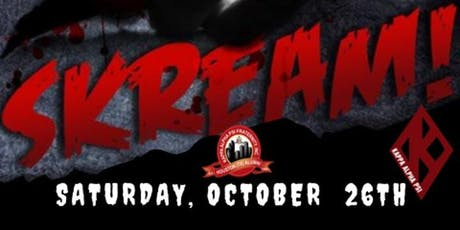 SKREAM: Halloween Kostume Party tickets