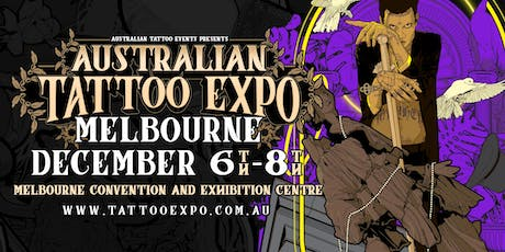 Australian Tattoo Expo - Melbourne 2019 tickets
