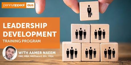 Leadership Development Program with Aamer Naeem tickets