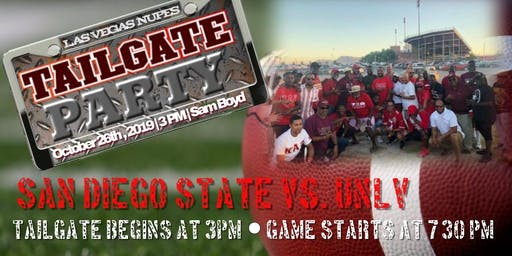 Las Vegas Alumni Chapter of Kappa Alpha Psi Annual Football Game & Tailgate