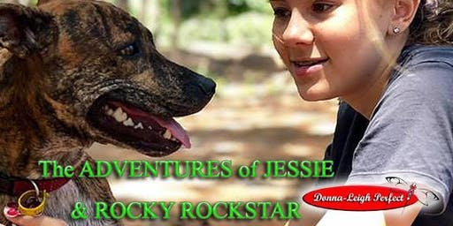 Official Book Launch/Signing - Meet & Greet Jessie & Rocky Rockstar
