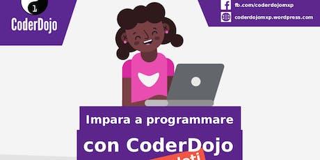 "Coderdojo ""birthday edition"" biglietti"