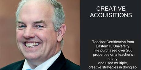 Creative Acquisitions and Real Estate Red Flags with Chris Albin tickets