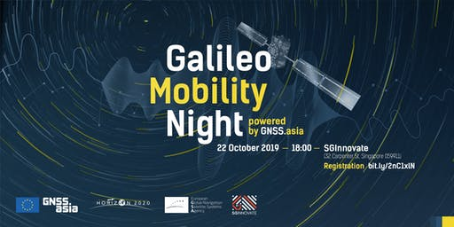 Galileo Mobility Night, powered by GNSS.asia