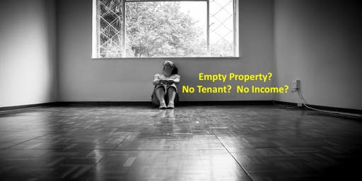 Investors with EMPTY Property - How To Generate Income & Revenue