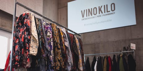 FREE TICKETS: Vintage Kilo Sale • Saarbrücken • VinoKilo Tickets