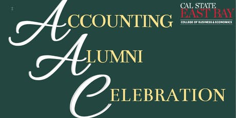 CSUEB Accounting Alumni Celebration tickets