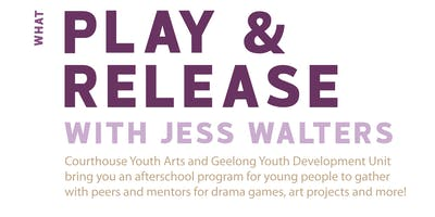 Play & Release with Jess Walters