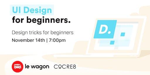UI Design for beginners
