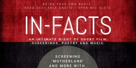IN-FACTS (Black History Month Edition) tickets