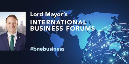 Lord Mayor's International Business Forum - Coorparoo