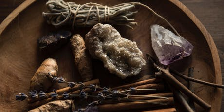 Herbal Incense Making & Elemental Magick with Julie Benefico tickets