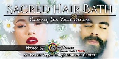 Sacred Hair Bath Ceremony