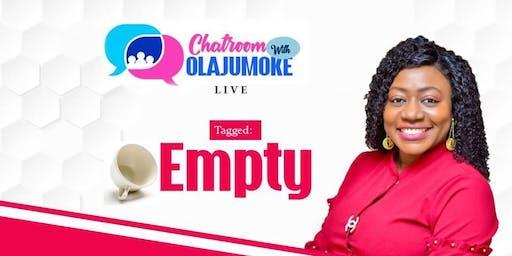 Chatroom with Olajumoke LIVE