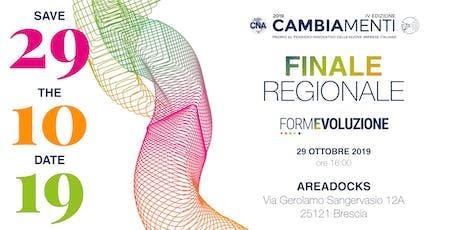 Premio Cambiamenti 2019 | Finale Regionale biglietti