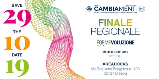 Premio Cambiamenti 2019 | Finale Regionale
