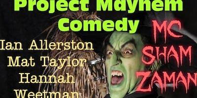 Project Mayhem Comedy