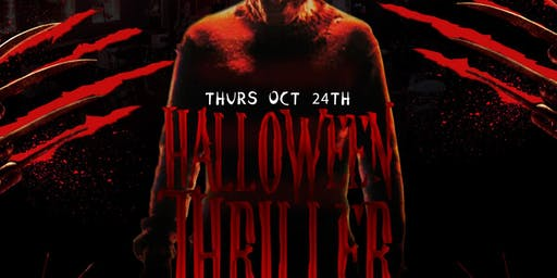 COLLEGE THURSDAY @MURANO HOLLYWOOD 18+/ HALLOWEEN THRILLER/ FREE until 1030
