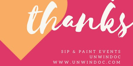 Sip and Paint UnwindOc @ Granite Lion Cellars tickets