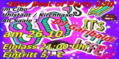 Ü30 80er Best of Tickets