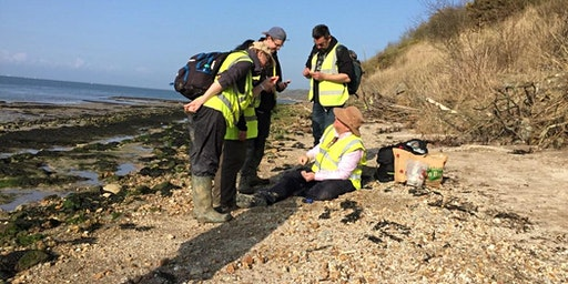 Thorness Bay, Isle of Wight - GEOLOGICAL AND FOSSIL FIELD TRIP