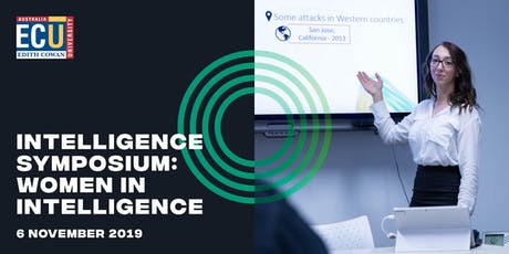 Intelligence Symposium - Women in Intelligence  tickets