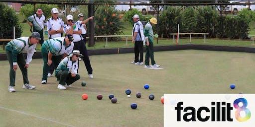 Facilit8 October Sundowner - Barefoot Bowls