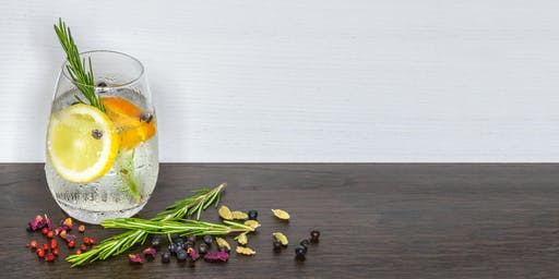 Office Party Ticket Make Your Own Gin Experience in Liverpool