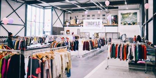 FREE TICKETS: Vintage Kilo Sale • Torino • VinoKilo