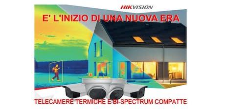 Campus Termal Ottobre 2019 - Hikvision biglietti