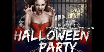 Electric Saturday's Presents: Halloween Party