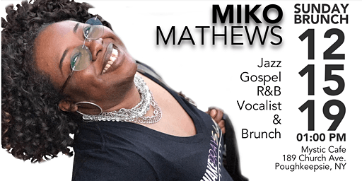 The Love Experience Featuring Miko Mathews
