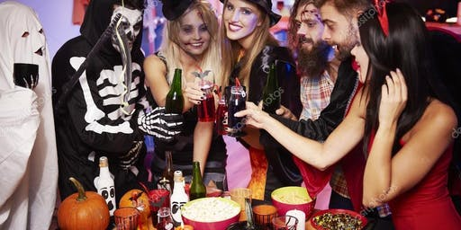 Make new friends this Halloween - ladies & gents! (21 to 45)-Free Drink/Van