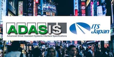 Presenting ADASIS in Japan